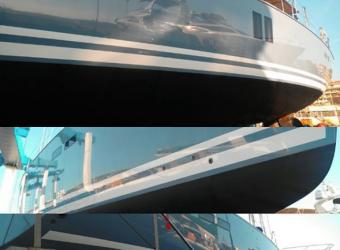 cire de protection bateau polish entretien cannes antibes golfe juan cote d'azur