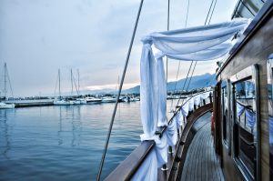 Boat staging : Sell faster at a better price, pay later